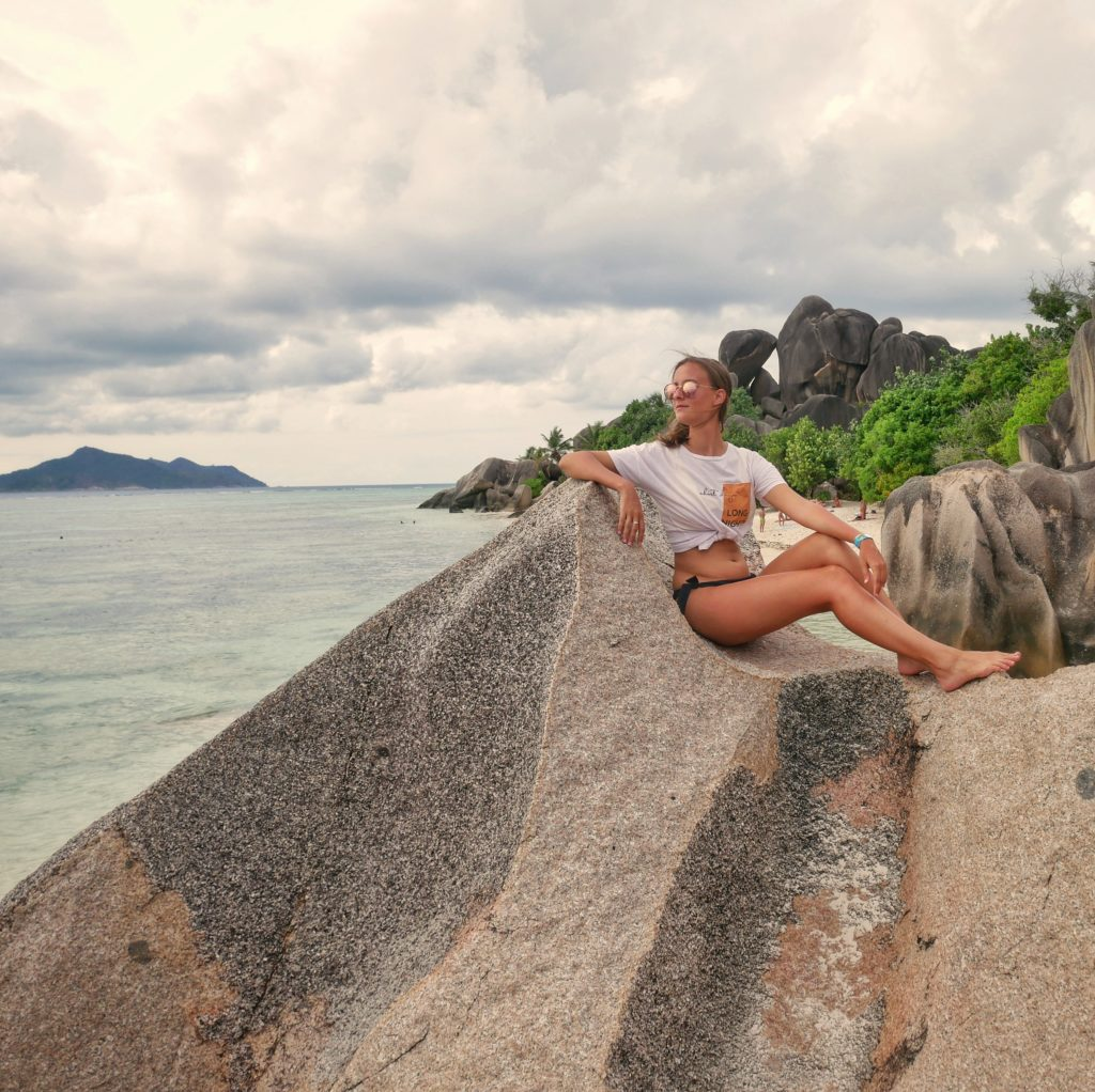 anse source d'argent la digue