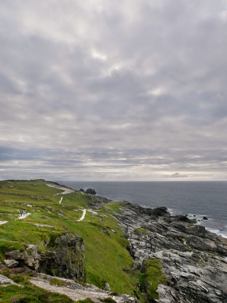 Malin Head Star wars VIII